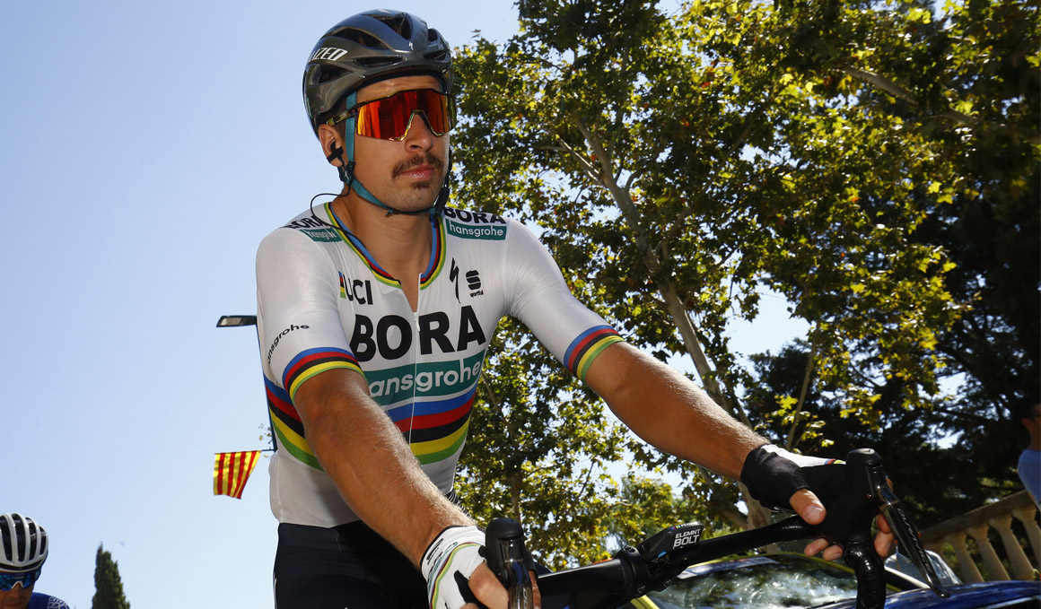 Peter Sagan sigue al frente del UCI World Ranking