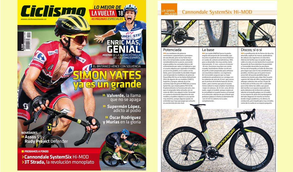 ¡Ciclismo a Fondo 407 ya a la venta!