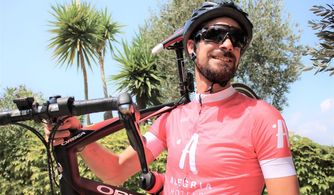 ALEGRIA Hotels apuesta por el cicloturismo y el ciclismo deportivo