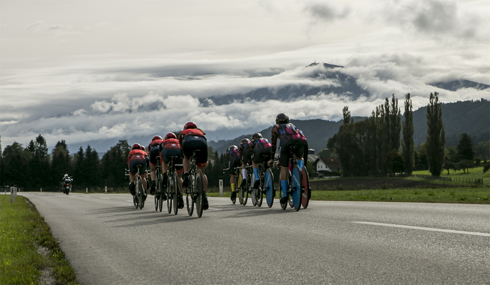 Los Mundiales de Innsbruck arrancan este domingo con las cronos por equipos