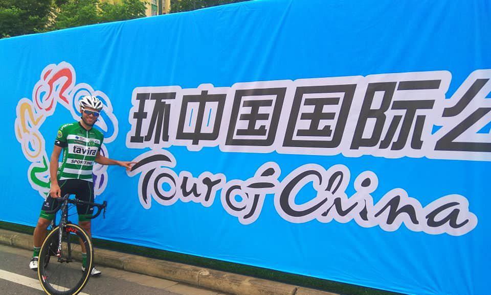Alejandro Marque, campeón del Tour de China II