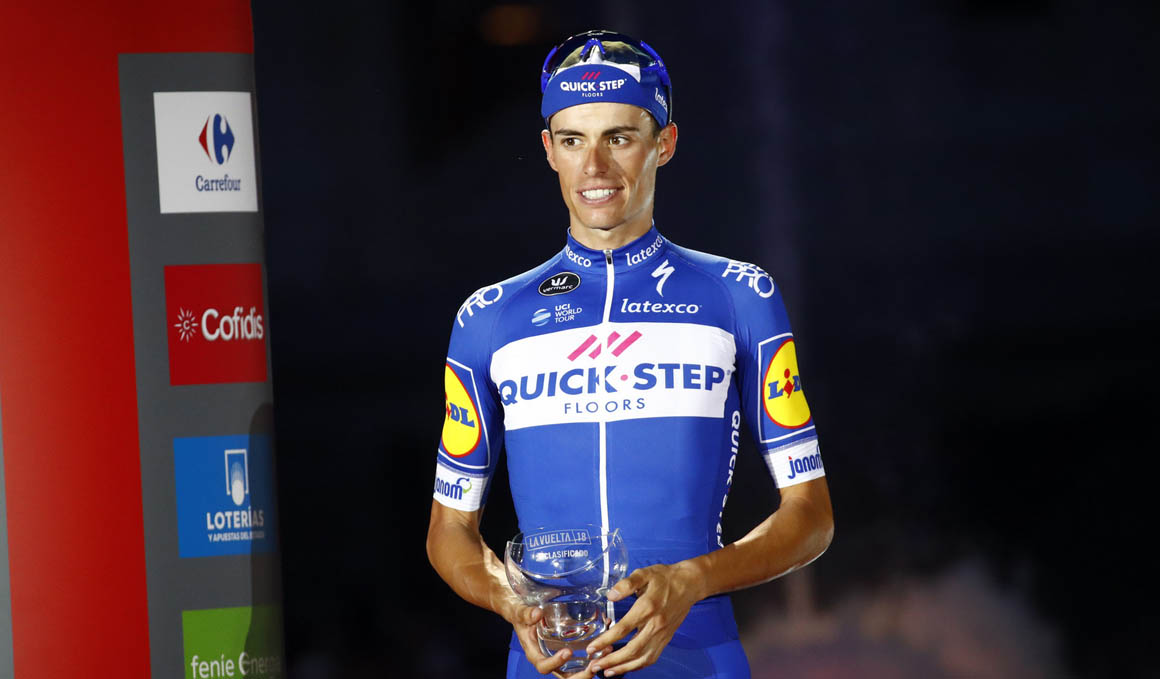 Declaraciones de Enric Mas tras la Vuelta a España