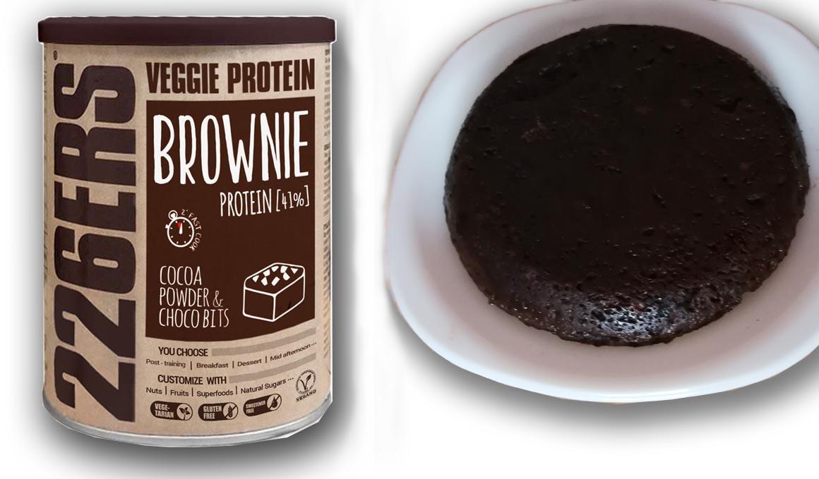 226ERS Veggie Protein Brownie