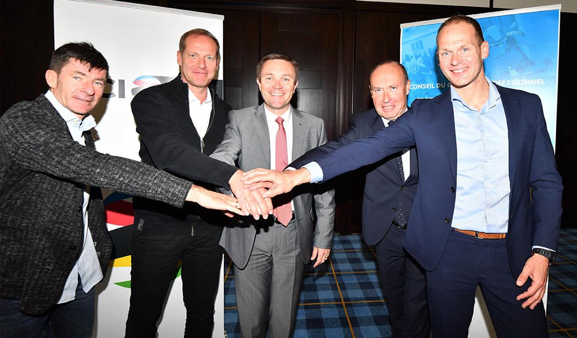 La UCI aprueba la nueva organización del ciclismo profesional
