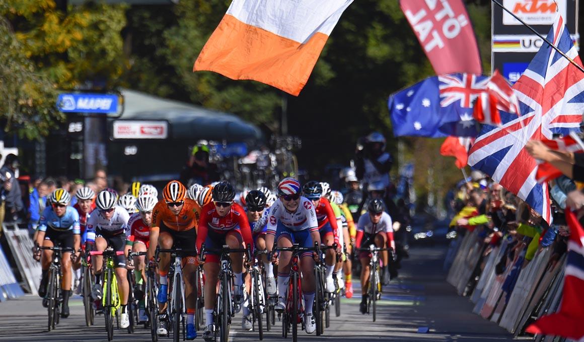 Los Campeonatos Mundiales de la UCI entre 2020 y 2024 ya tienen destino