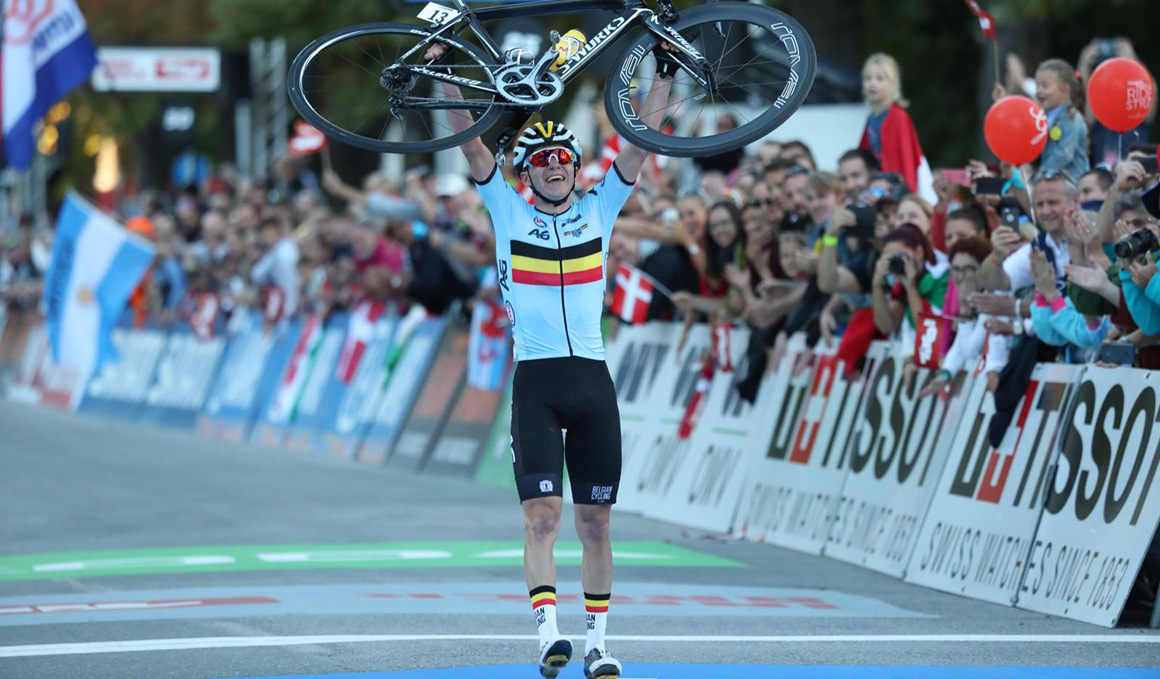 Remco Evenepoel, el invencible