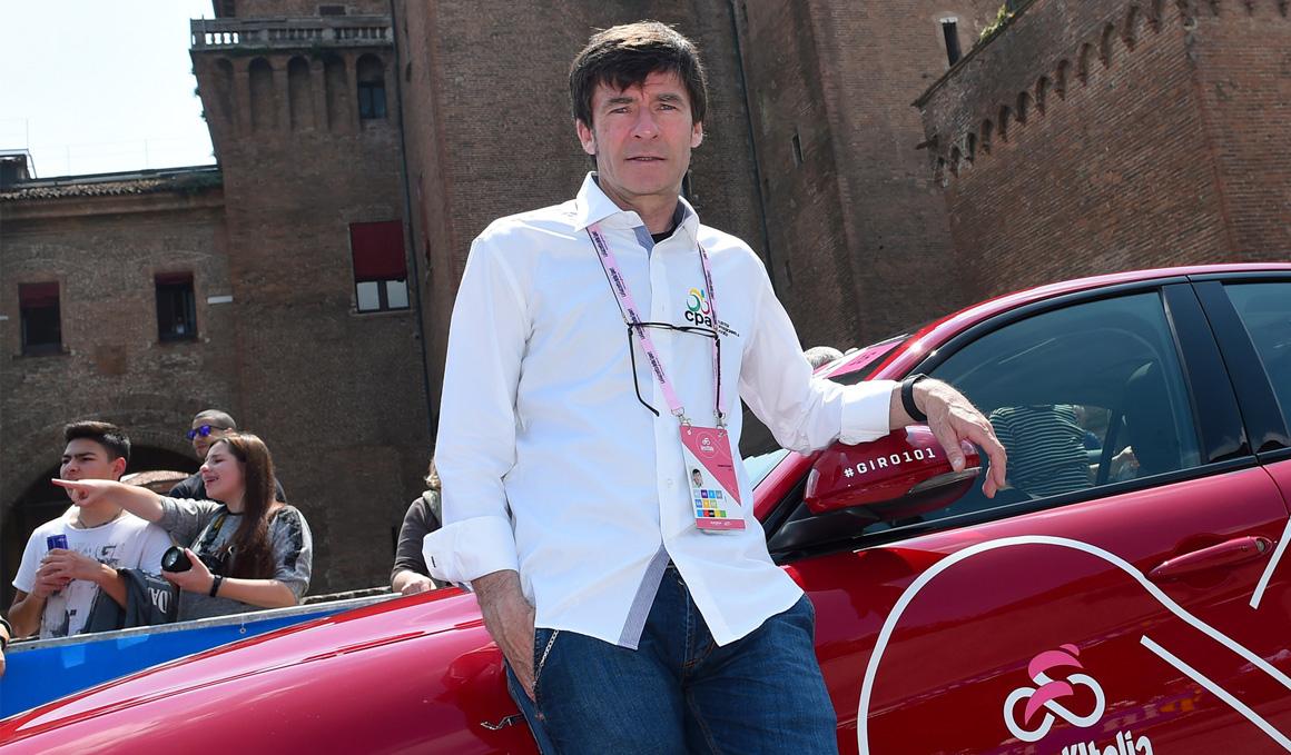 Gianni Bugno, reelegido presidente de la Asociación de Ciclistas (CPA)