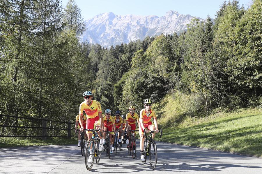 Alejandro Valverde busca su oro más esquivo
