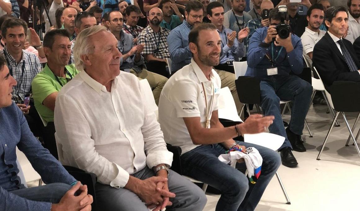 """Valverde: """"Mi retirada puede ser en Tokio 2020"""""""