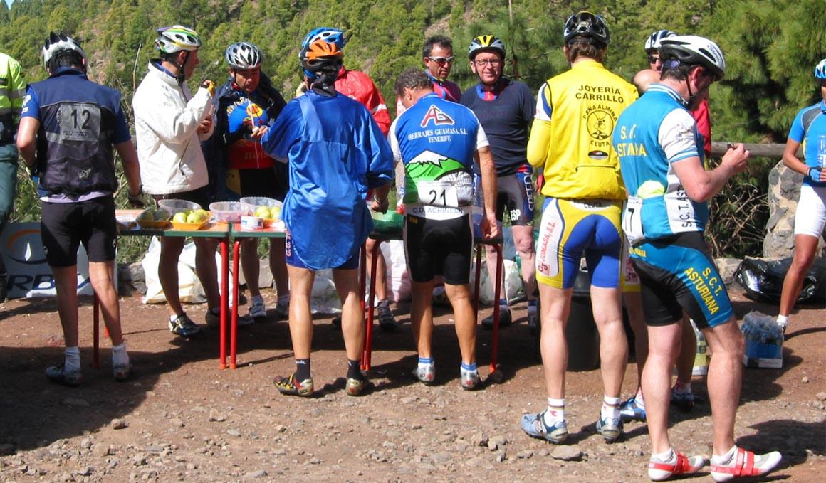 Los 10 errores de la alimentación del ciclista