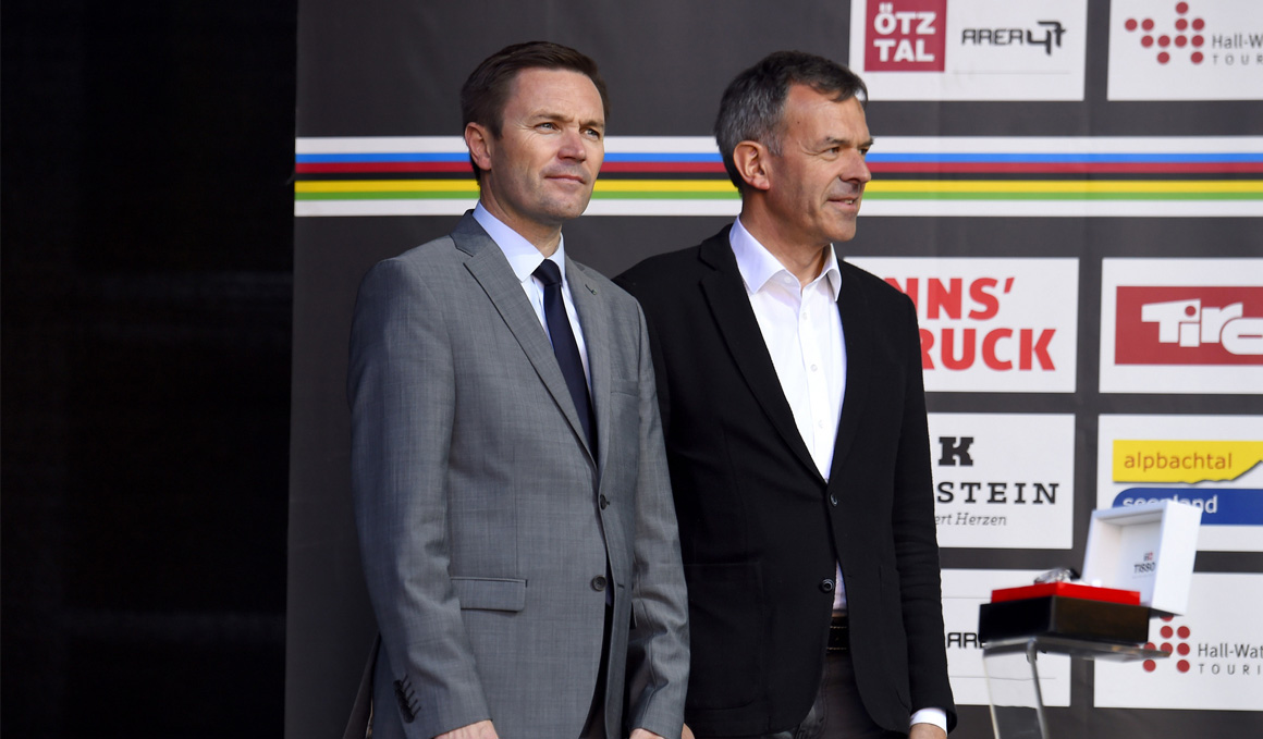 La UCI desveló su calendario 2019