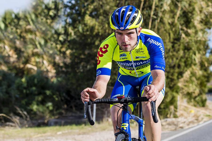 Fallece, a los 23 años, el ciclista belga Jimmy Duquennoy