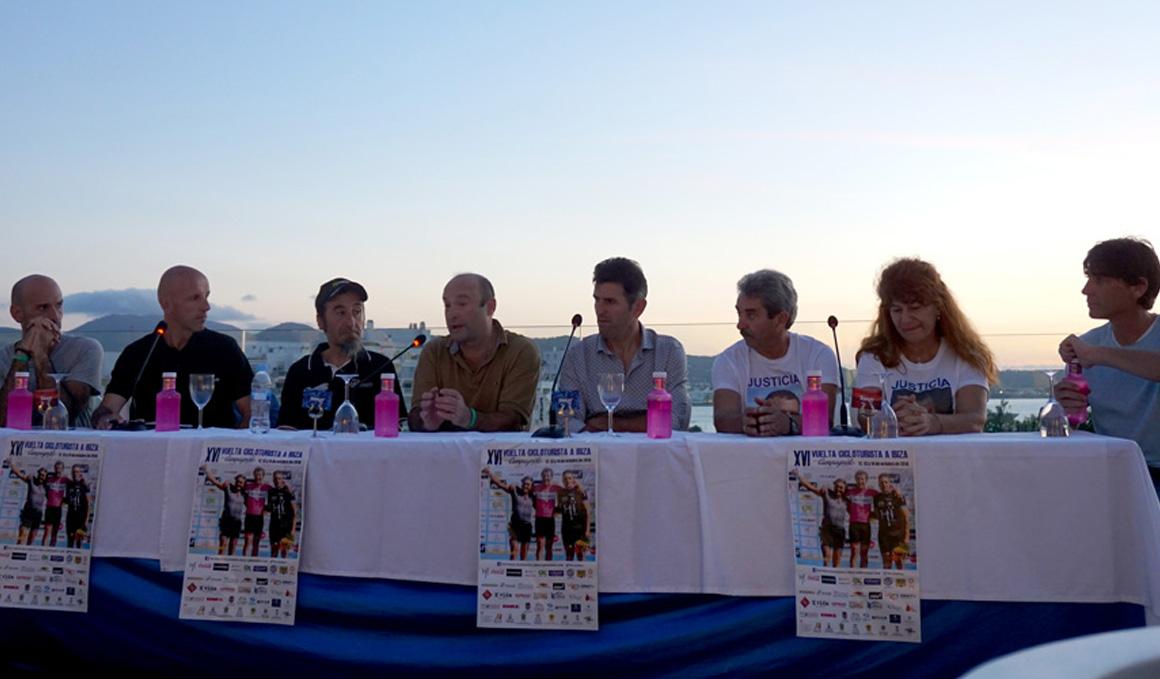 """Ibiza se convierte en el epicentro de la lucha """"Por una ley justa"""""""