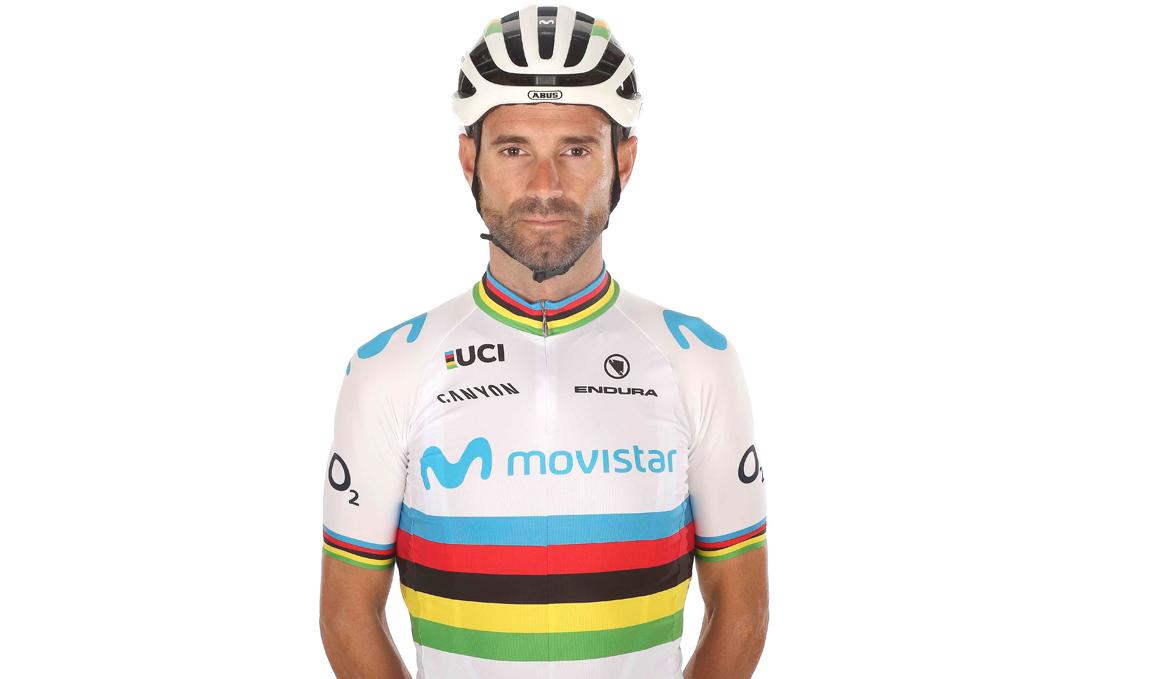 Valverde acabará 2018 como líder del UCI World Ranking