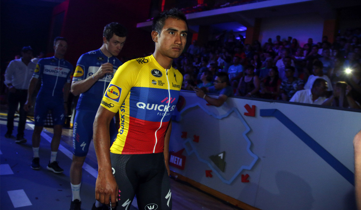 Team Sky ficha a Jhonatan Narváez