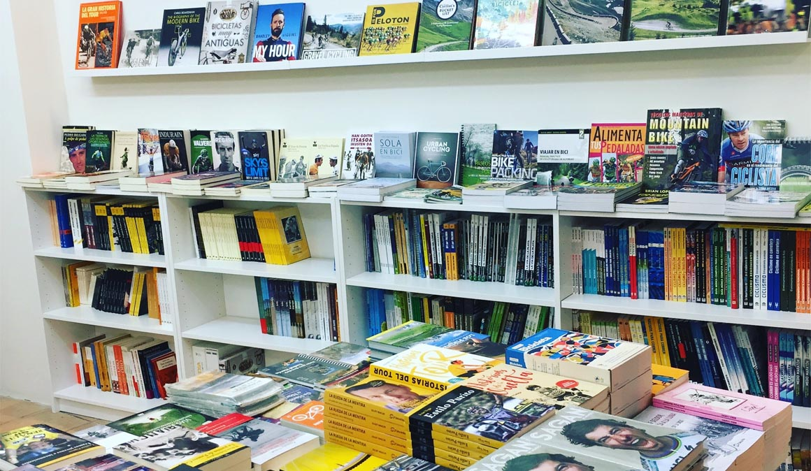 Libros de Ruta con tienda en Bilbao