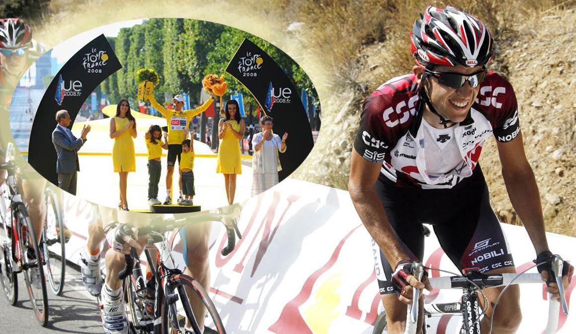 El Barraco rinde homenaje a Carlos Sastre