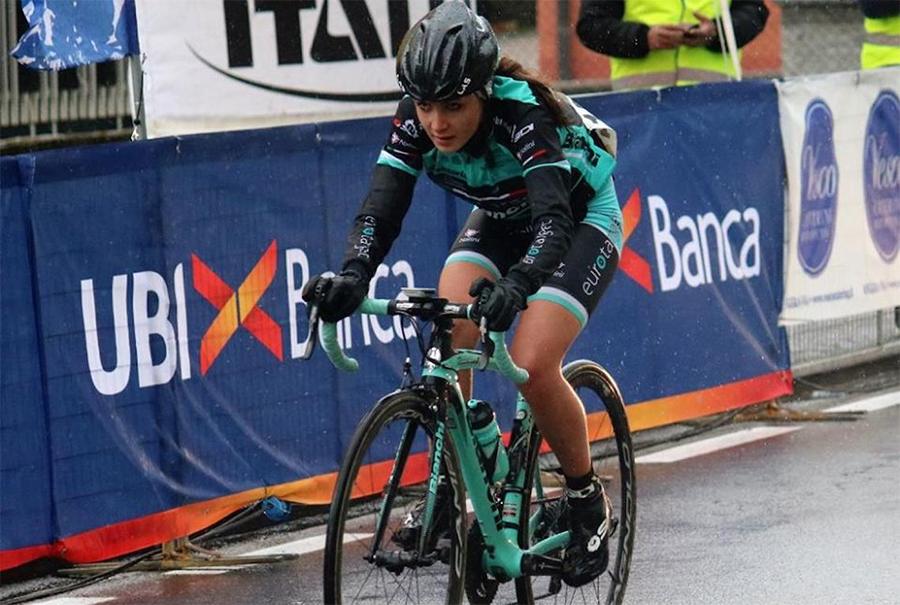 Nicole D'Agostin, talento italiano para el Bizkaia Durango