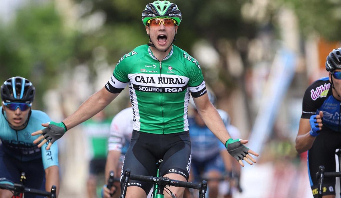 Daniel Viejo, juventud y velocidad para Euskadi-Murias