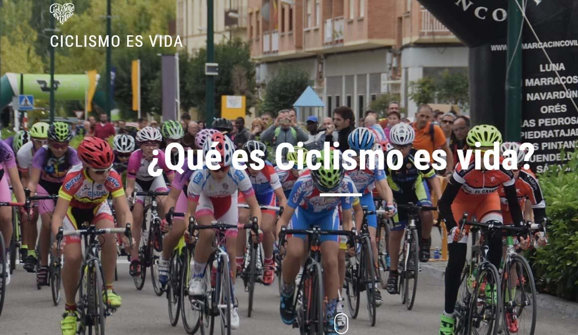 Educando con el Ciclismo, vuelve a Ejea de los Caballeros