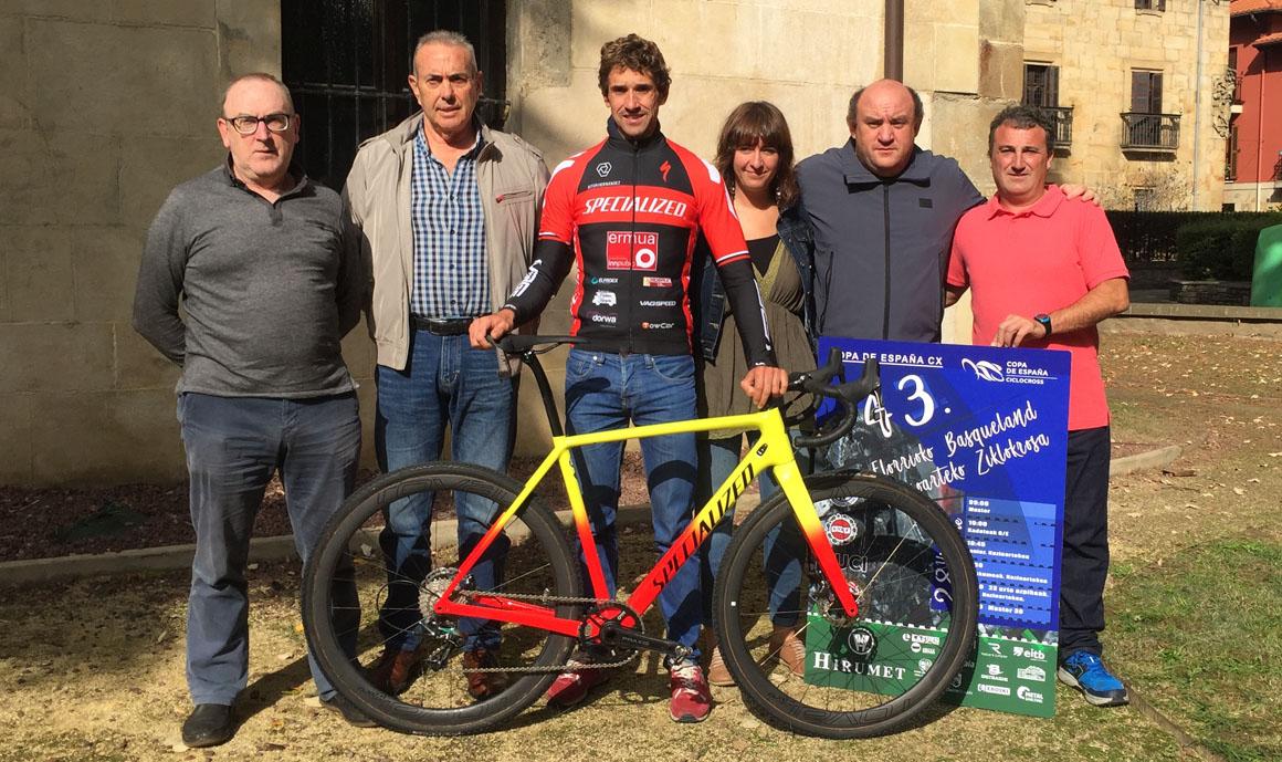 El Ciclocross de Elorrio duplica su participación internacional
