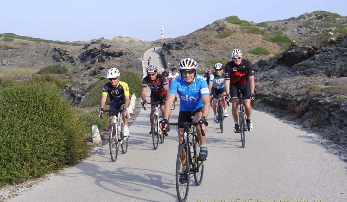 XVIII Volta cicloturista a Menorca, todas las fotos