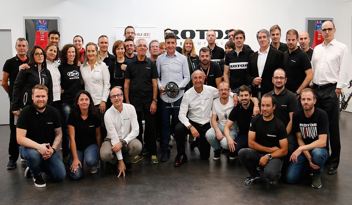 ROTOR rinde homenaje a Carlos Sastre en el décimo aniversario del su Tour