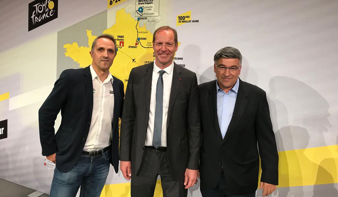"""Odriozola (Euskadi-Murias): """"Vamos a solicitar participar en el Tour 2019"""""""