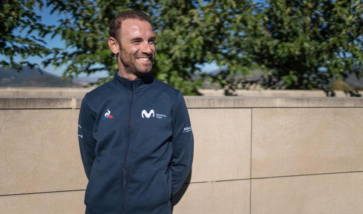 Valverde estará en el Tour de Flandes