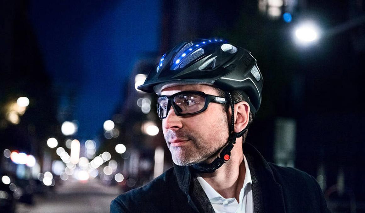 Uvex Finale Light: visible y seguro en la ciudad