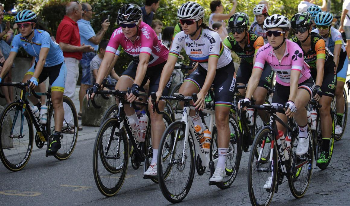 La UCI sopesa instaurar un salario mínimo para las ciclistas