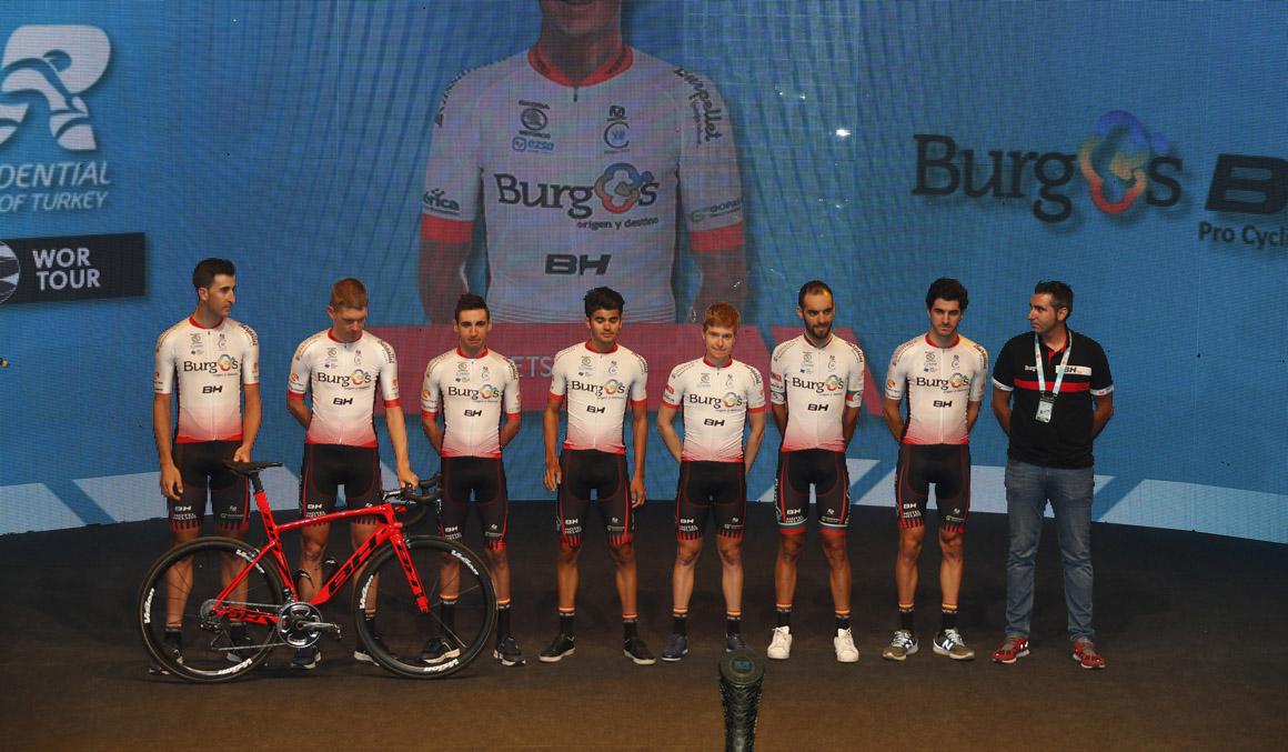 La UCI propone sancionar al Burgos-BH por los positivos de Salas y Belda