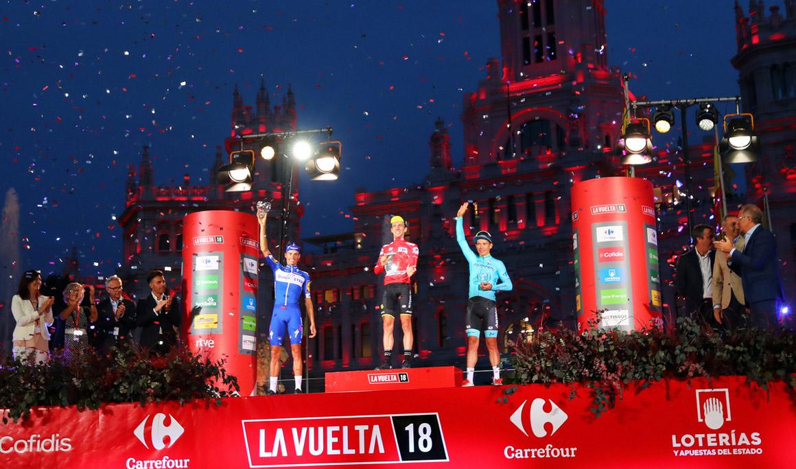 La Vuelta 2019 presentará su recorrido el 19 de diciembre