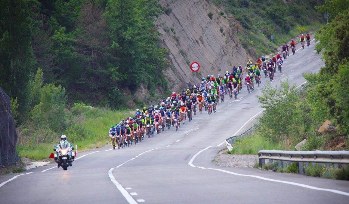Marcha cicloturista Puertos Ribagorza 2019