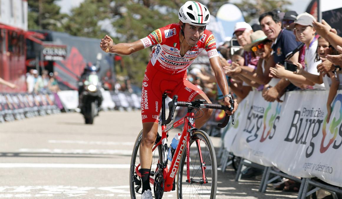 Iván Ramiro Sosa se decanta finalmente por el Team Sky