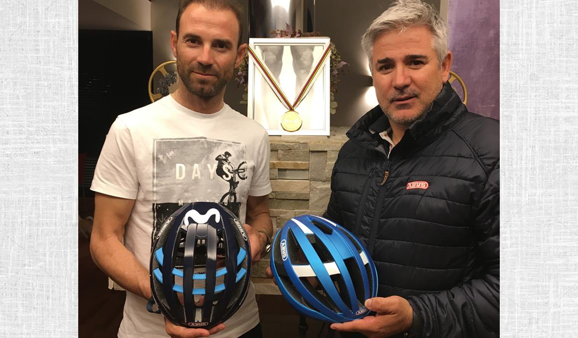 ABUS y el Club Ciclista Balaverde Team prolongan su colaboración