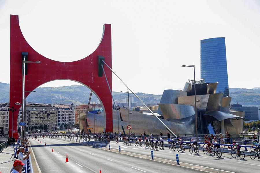 Bilbao regresa al recorrido de la Vuelta en 2019