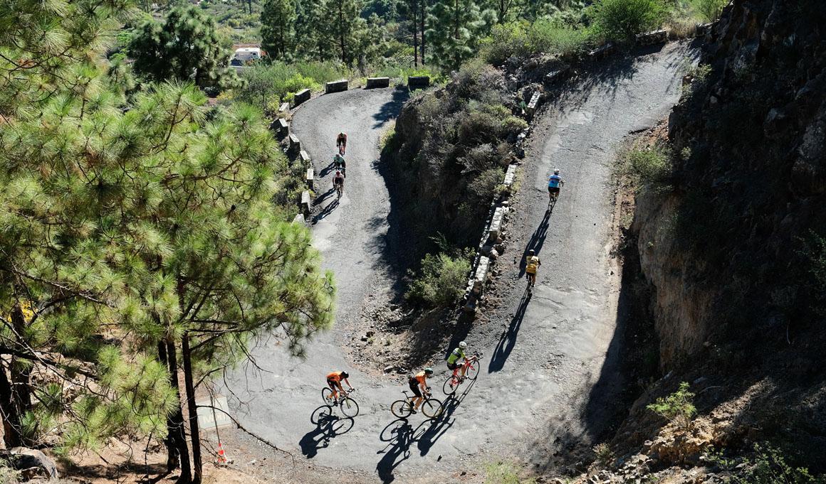 97 kilómetros de pura adrenalina en el Desafío La Titánica