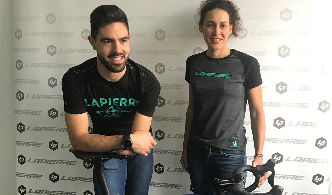 Alfonso Cabello contará con el apoyo de Lapierre
