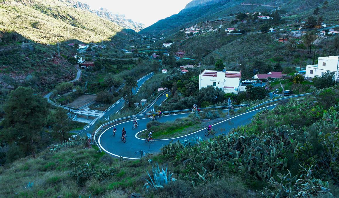 La Cicloturista Gran Canaria Bike Week, segunda etapa