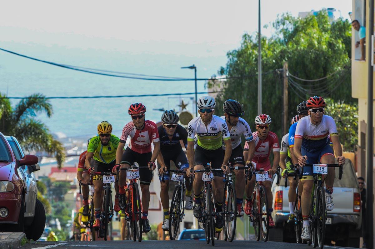 La Cicloturista Gran Canaria Bike Week, Pico de las Nieves