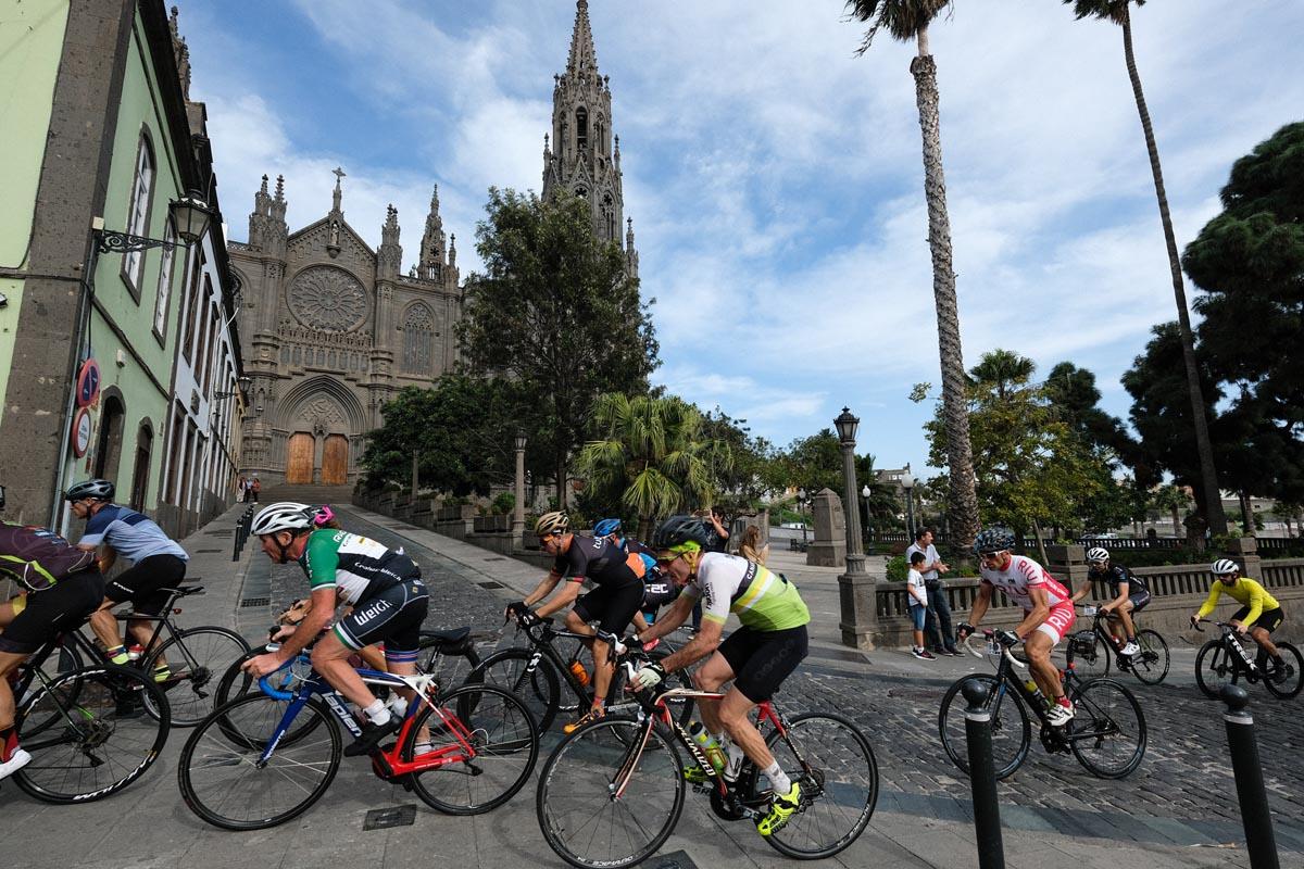 La Cicloturista Gran Canaria Bike Week continúa con el Gran Tour