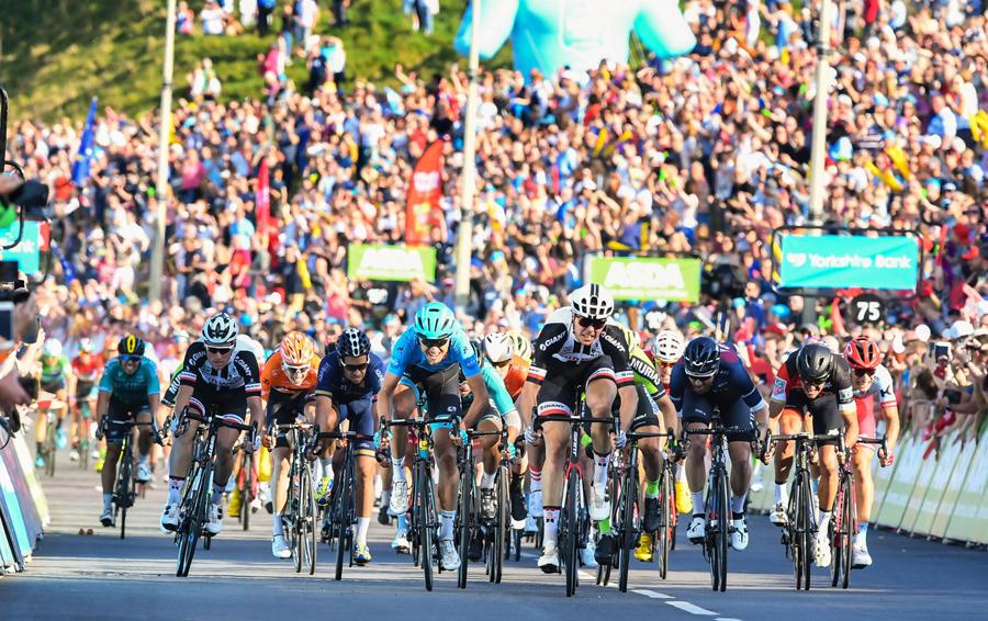 """Una 'Grand Depart' de la Vuelta en Yorkshire: """"Estamos hablando sobre qué año sería el mejor"""""""
