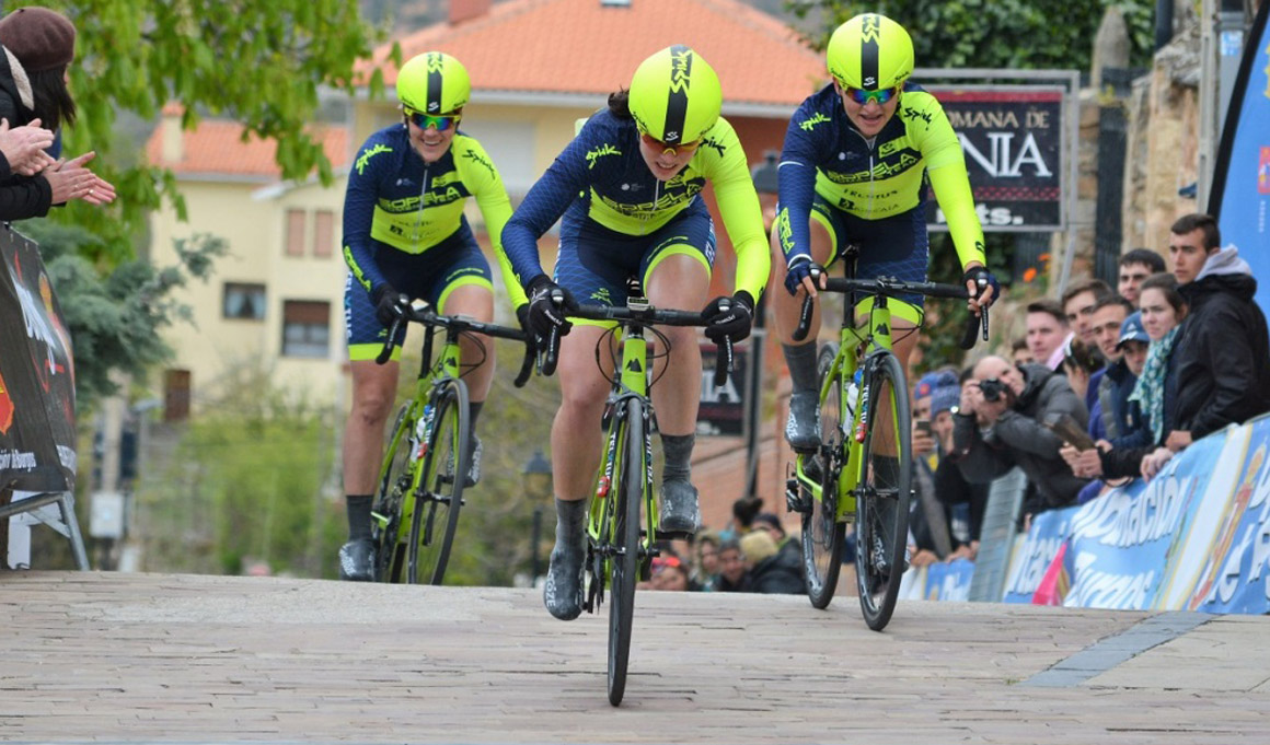 Sopela Women´s Team renueva a ocho de sus ciclistas