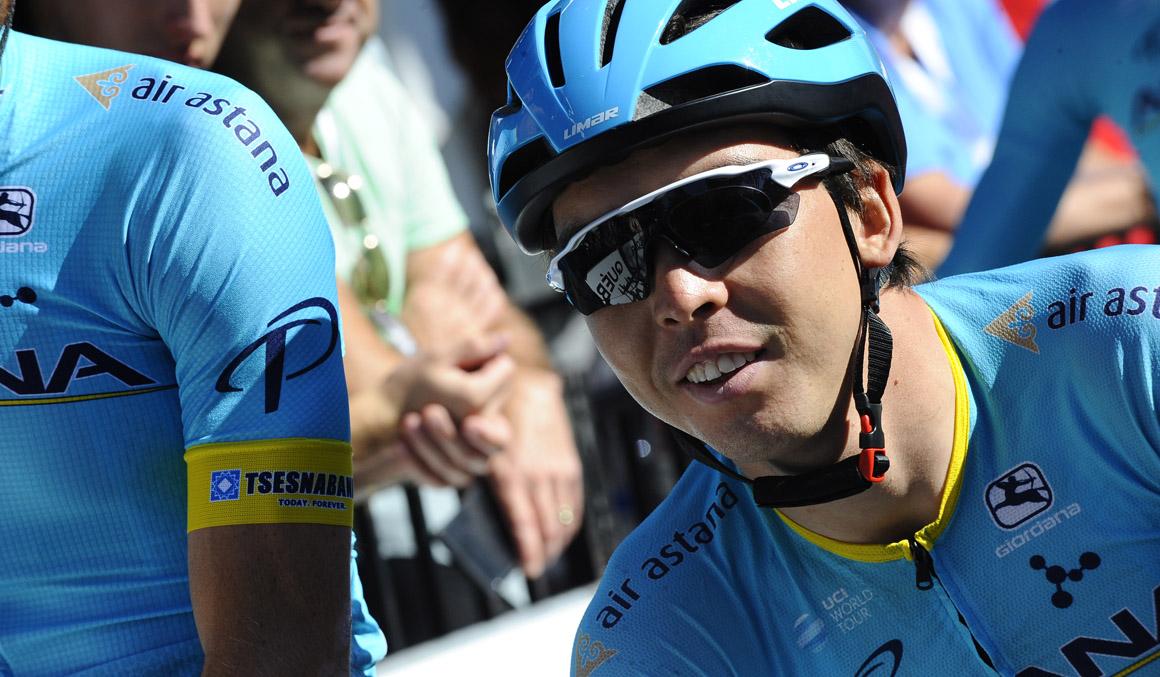 Astana no renueva el contrato de Kozhatayev por sus problemas cardiacos