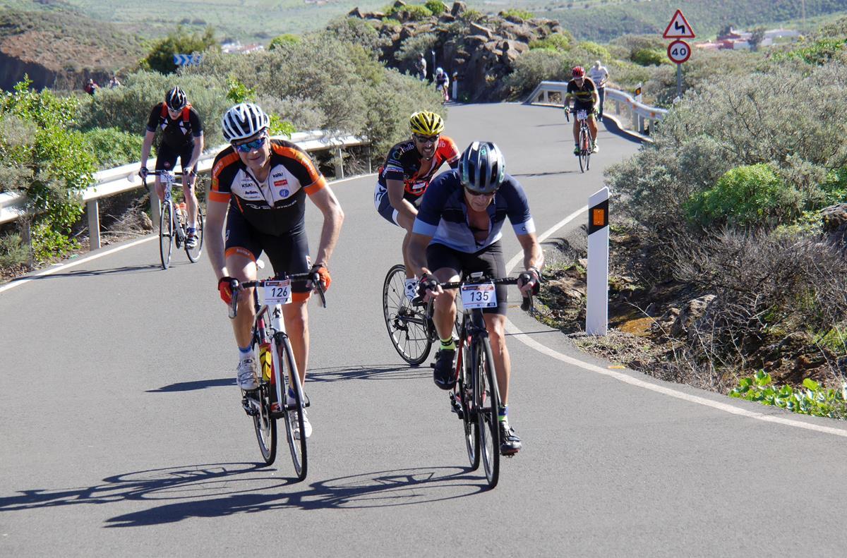 Las fotos de La Cicloturista Gran Canaria Bike Week