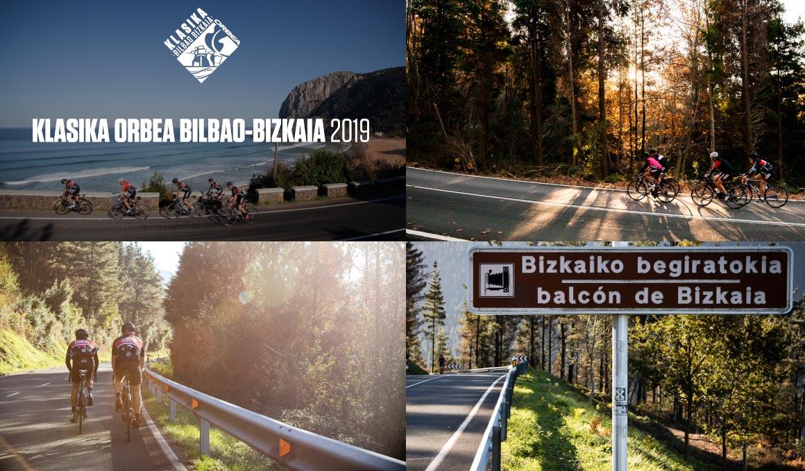 Primera edición de la Orbea Bilbao-Bizkaia