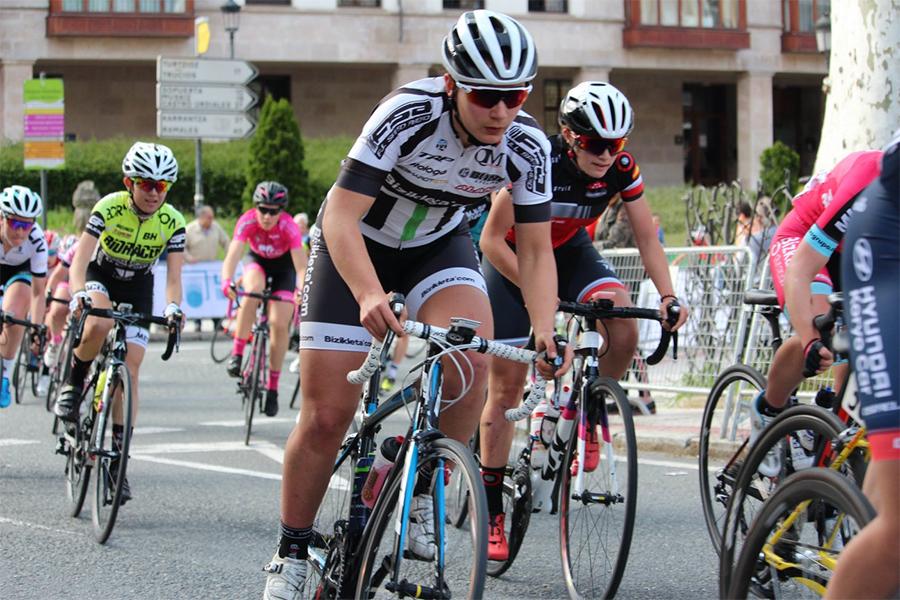 El Bizkaia-Durango anuncia a Luisa Ibarrola tras la temporada de ciclocross