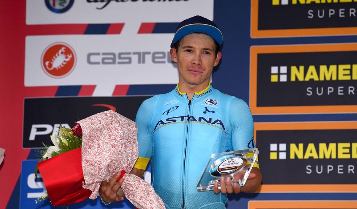 Supermán López afina para volver a la Vuelta a España
