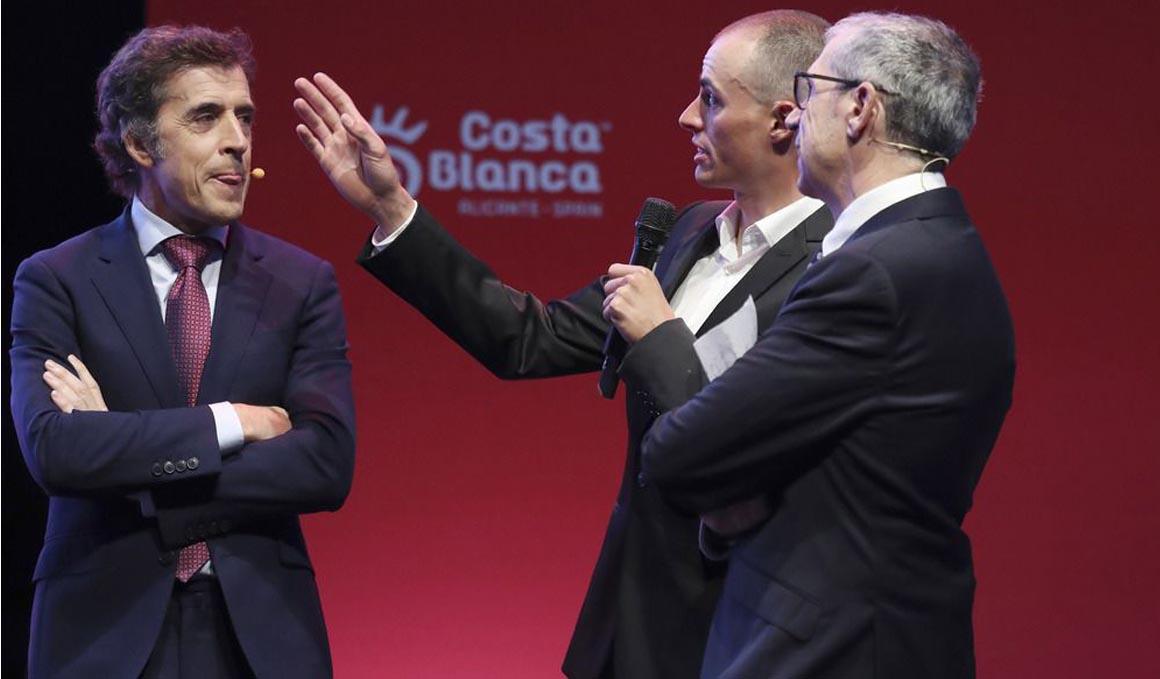 Enric Mas: Me gusta la Vuelta